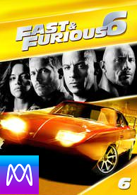 Fast & Furious 6: Extended - iTunes HD (Digital Code)