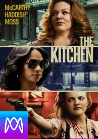 The Kitchen - Vudu SD or iTunes SD via MA - (Digital Code)