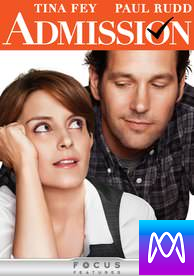 Admission - iTunes HD (Digital Code)