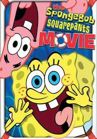 Spongebob Squarepants Movie - Vudu HD - (Digital Code)