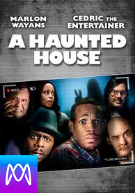 A Haunted House - iTunes HD (Digital Code)