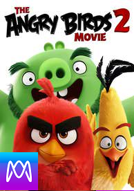 Angry Birds Movie 2 - Vudu HD or iTunes HD via MA - (Digital Code)