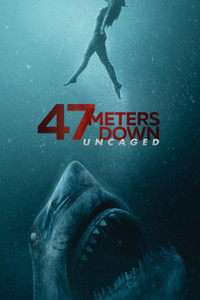 47 Meters Down: Uncaged - Vudu HD - (Digital Code)