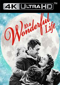 It's a Wonderful Life - Vudu HD4k / UHD - (Digital Code)