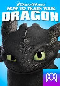 How To Train Your Dragon - Vudu HD - (Digital Code)