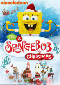Spongebob Squarepants: It's a Spongebob Christmas - iTunes HD - (Digital Code)