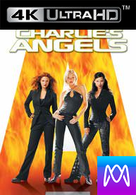 Charlie's Angels (2000) - Vudu HD4K / UHD - (Digital Code)