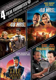 4 Film Favorites: Eddie Murphy Cop Collection - Vudu SD - (Digital Code)