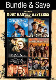 6 Movie Most Wanted Western Collection - Vudu SD - (Digital Code)