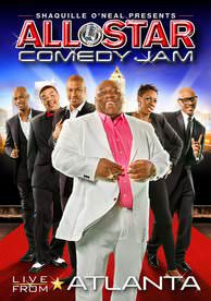 All-Star Comedy Jam: Live From Atlanta - Vudu SD - (Digital code)