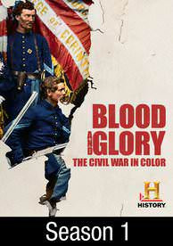 Blood and Glory: The Civil War in Color - Vudu SD - (Digital Code)