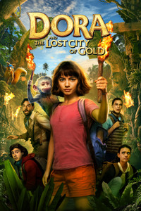 Dora and the Lost City of Gold - Vudu HD - (Digital Code) EARLY RELEASE!
