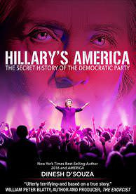 Hillary's America: The Secret History of the Democratic Party - Vudu SD - (Digital Code)