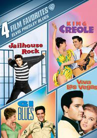 4 Film Favorites: Elvis Presley Blues - Vudu SD - (Digital Code)