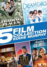 5 Film Collection: Eddie Murphy - Vudu SD - (Digital Code)