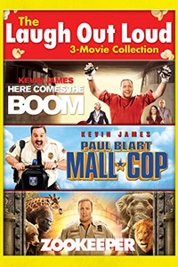 Laugh Out Loud: 3-Movie Collection: Kevin James - Vudu SD - (Digital Code)