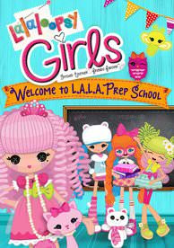 Lalaloopsy: Welcome to LaLa Prep School - Vudu SD - (Digital Code)