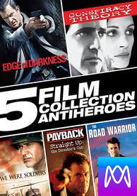5 Film Collection: Anti-Heroes/Mel Gibson - Vudu SD - (Digital Code)
