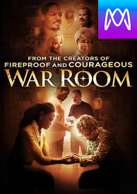 War Room - Vudu SD or iTunes SD via MA (Digital Code)