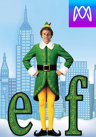 Elf - Vudu HD or iTunes HD via MA - (Digital Code)