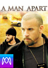 A Man Apart - Vudu HD or iTunes HD via MA - (Digital Code)