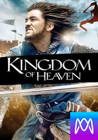 Kingdom of Heaven - Vudu HD or iTunes HD via MA - (Digital Code)