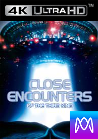 Close Encounters of the Third Kind - Vudu HD or iTunes 4K via MA - (Digital Code) PLEASE SEE DESCRIPTION