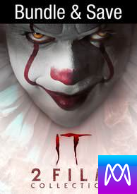 It / It Chaper 2 - 2 Pack - Vudu HD or iTunes HD via MA - (Digital Code)