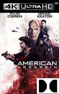American Assassin - Vudu 4K - (Digital Code)