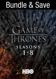 Game of Thrones: Season 1-8 - iTunes HD - (Digital Code)
