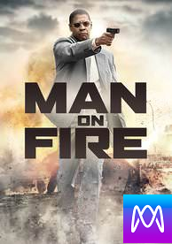 Man on Fire - Vudu HD - (Digital Code)