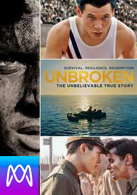 Unbroken - Vudu HD (Digital Code)