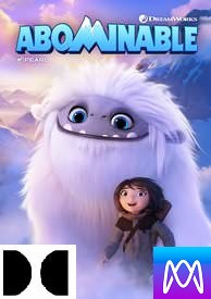 Abominable - Vudu HD or iTunes HD via MA - (Digital Code)