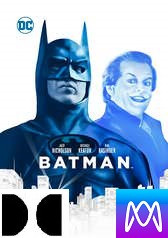 Batman (1989) - Vudu HD or iTunes HD via MA - (Digital Code)