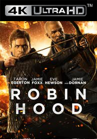 Robin Hood (2018) - Vudu HD4K - (Digital Code)