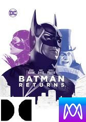 Batman Returns - Vudu HD or iTunes HD via MA - (Digital Code)