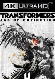 Transformers: Age of Extinction - iTunes 4K (Digital Code)