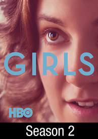 Girls: Season 2 - Google Play HD (Digital Code)