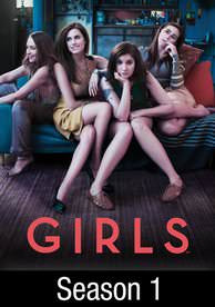 Girls: Season 1 - Google Play HD (Digital Code)