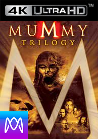 Mummy Trilogy - HD4K / UHD - (Digital Code)