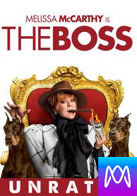 The Boss: Unrated - iTunes HD (Digital Code)