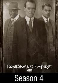 Boardwalk Empire: Season 4 - Google Play HD - (Digital Code)