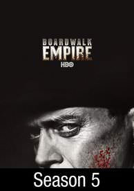 Boardwalk Empire: Season 5 - Google Play HD - (Digital Code)