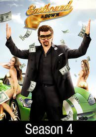 Eastbound and Down: Season 4 - Google Play HD - (Digital Code)