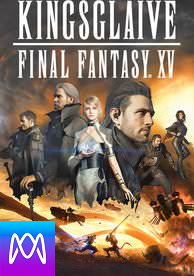 Kingsglaive: Final Fantasy XV - Vudu HD or iTunes HD via MA - (Digital Code)