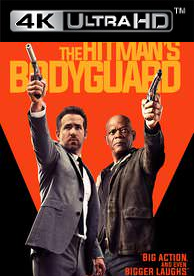Hitman's Bodyguard - HD4K / UHD (Digital Code)