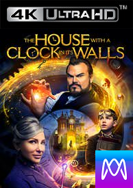 House With a Clock In It's Wall - HD4K / UHD (Digital Code)