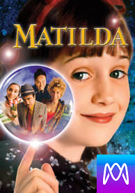 Matilda - Vudu HD or iTunes HD via MA - (Digital Code)
