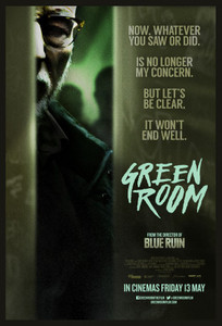 Green Room - Vudu HD (Digital Code)