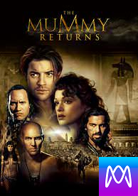 Mummy Returns - Vudu HD - (Digital Code)